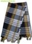 Традиционное полотенце Пештемаль - черное