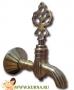 """Кран латунный Османский стиль. Тип 950 """"АНТИК-состаренная латунь"""