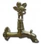 Кран латунный Османский стиль. Тип 958. Angel